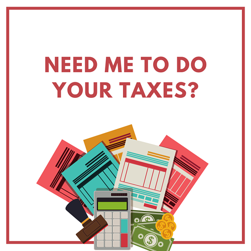 Content Calendar: Tax Preparation