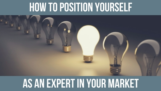 Position yourself as the tax expert