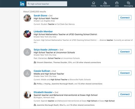 Tax Marketing on Linkedin