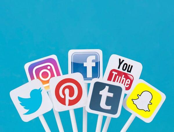 Use social media to market refund transfers