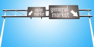 niche market image