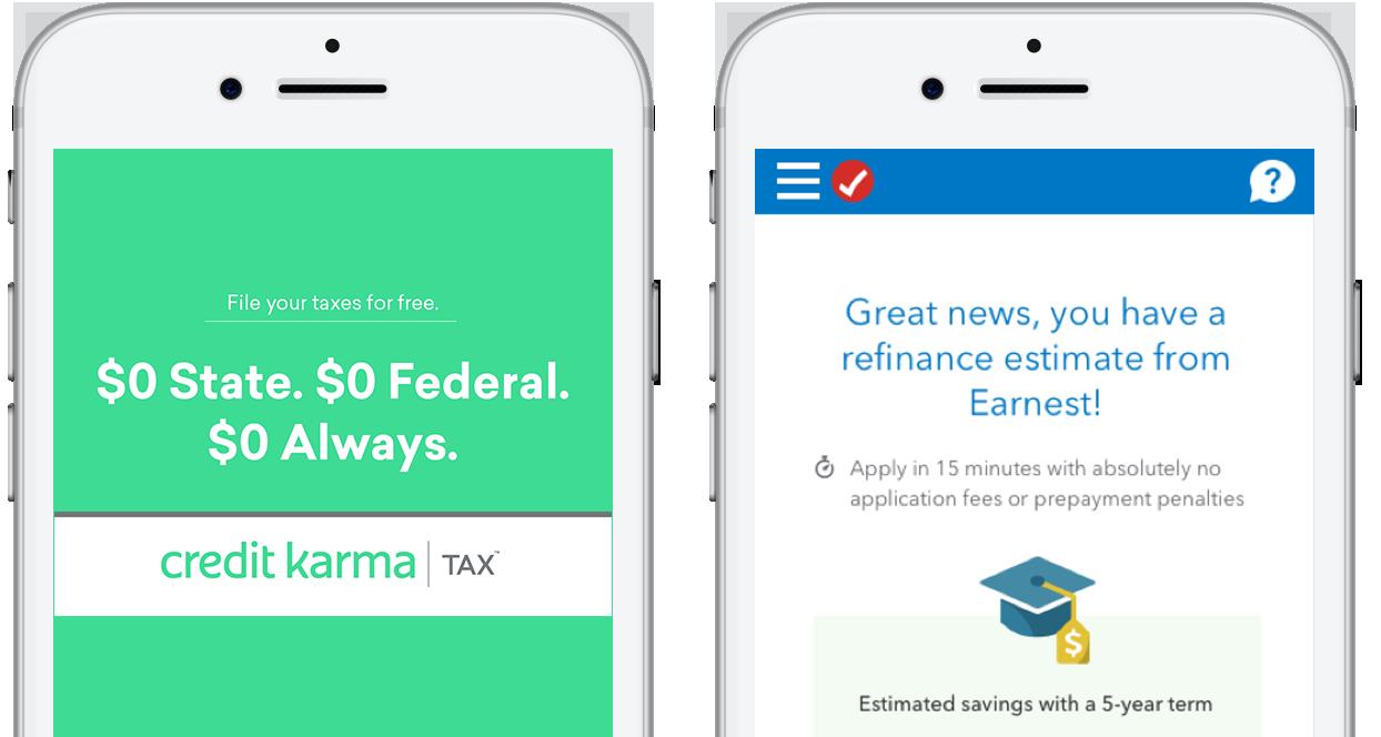 TurboTax and Credit Karma Tax
